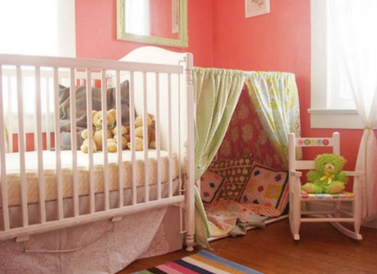 Baby Care Hacks, Keep Baby Feeling Safe and Entertained in His Own Cubby Space