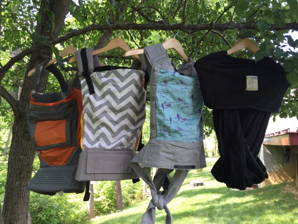 Baby Carriers - Choosing The Right Carrier For Your Baby
