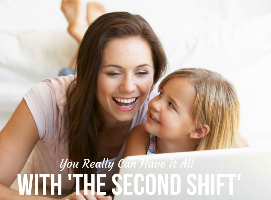You Really Can Have it All with 'The Second Shift'