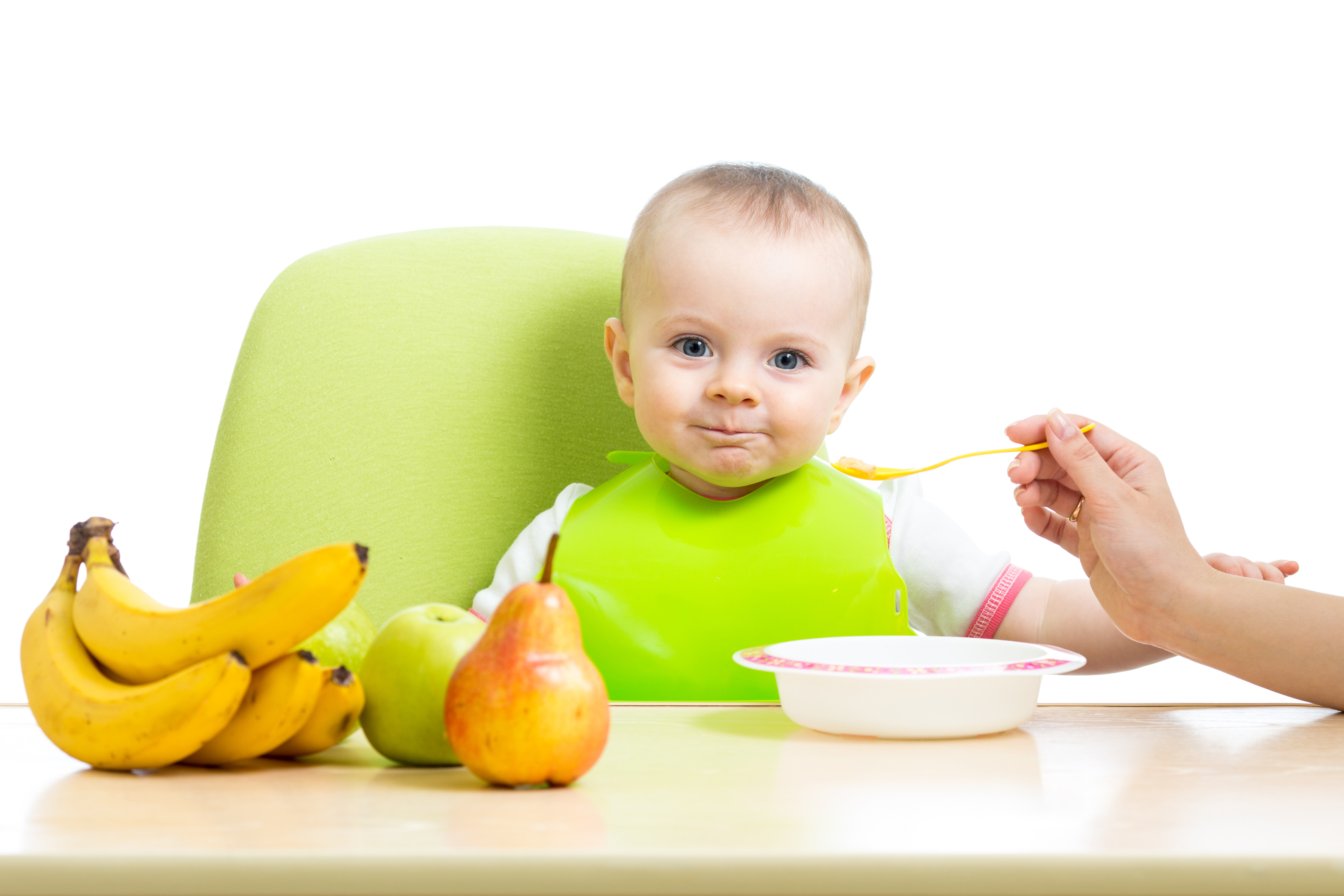 Baby First Solids