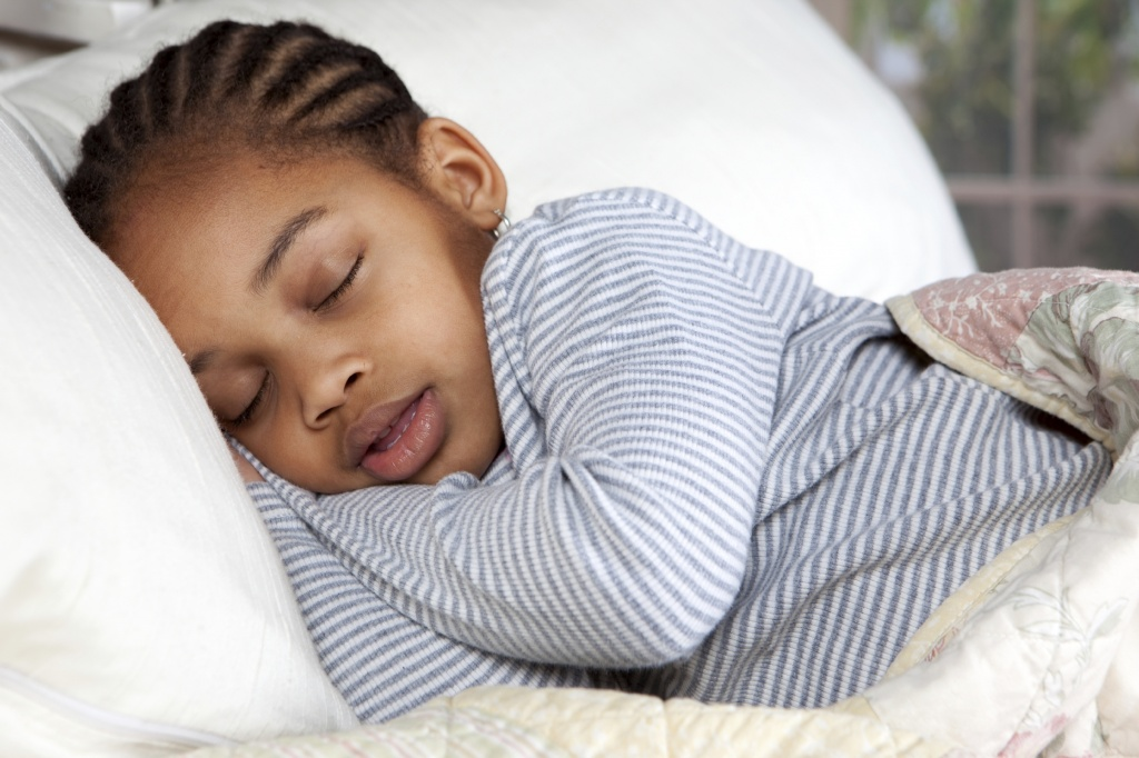 How much sleep does my child need