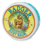 Badger Baby Balm best baby lotion