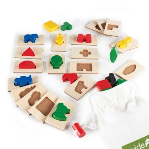3D Feel & Find Play Set