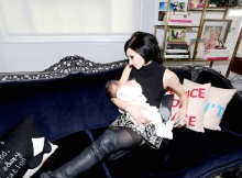 Stacey Bendet, maternity leave