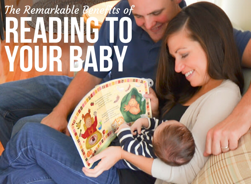 The Remarkable Benefits of Reading to Your Baby