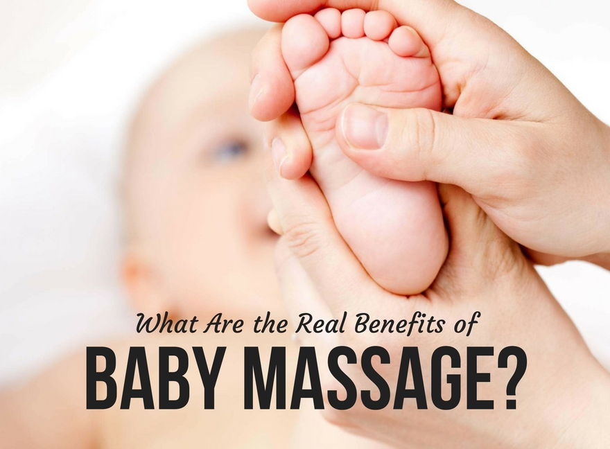 What Are the Real Benefits of Baby Massage?