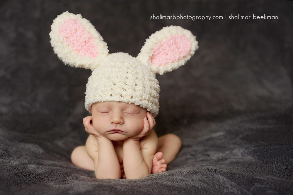 baby easter picture ideas