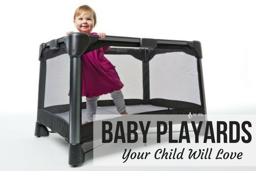 4 BEST BABY PLAYARDS YOUR CHILD WILL LOVE