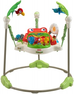 Fisher-Price Activity Center, baby jumpers
