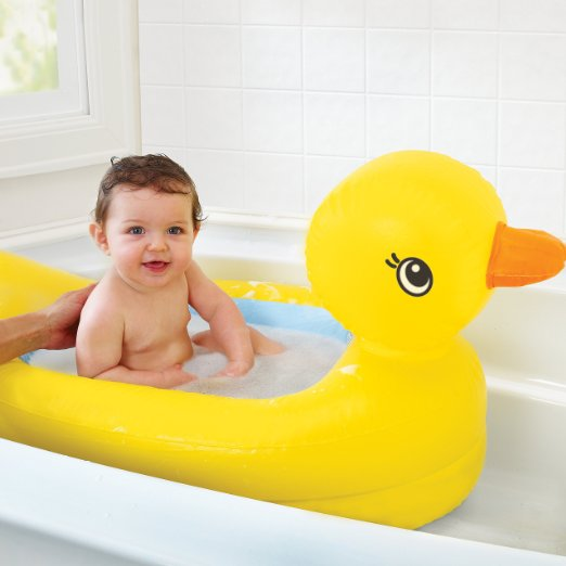 Inflatable Duck Bath