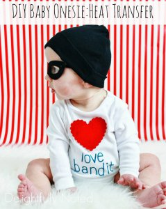 love bandit - Valentines Baby Outfit