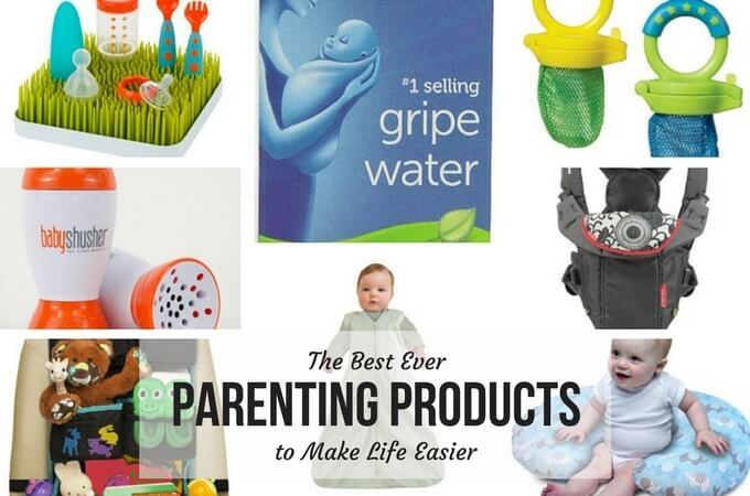 The Best Ever Parenting Products to Make Life Easier