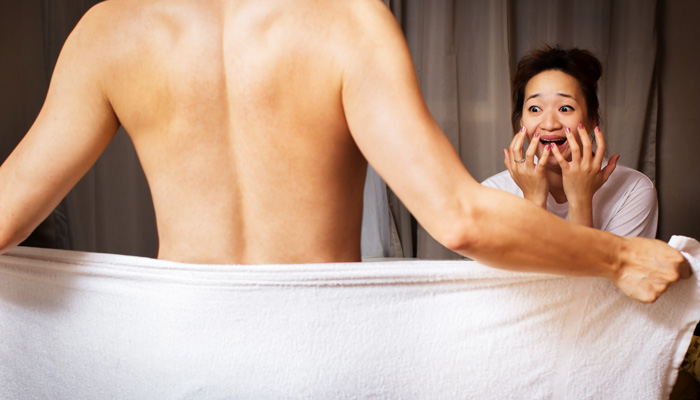 http://www.scarymommy.com/why-postpartum-sex-is-exactly-like-your-first-time/