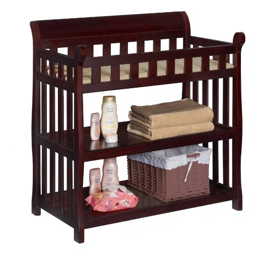 diaper changing station ideas classic style table