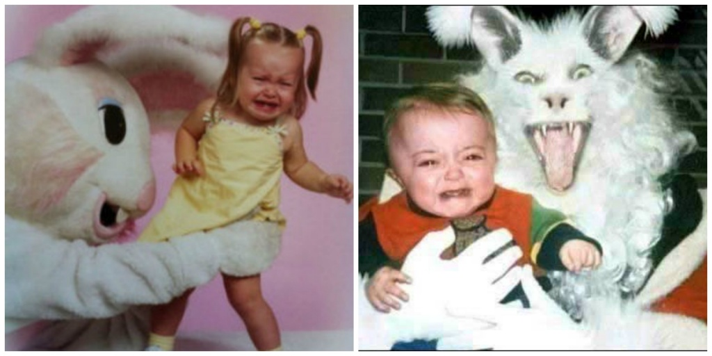 Bad easter baby photos