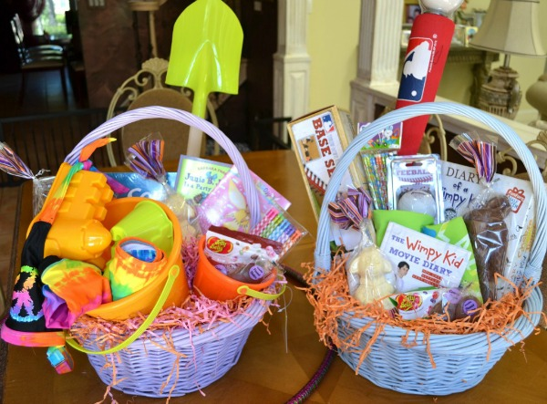 70 Candy Free Ideas For Baby S First Easter Basket