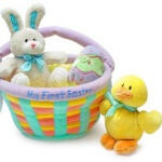 baby easter basket stuffers