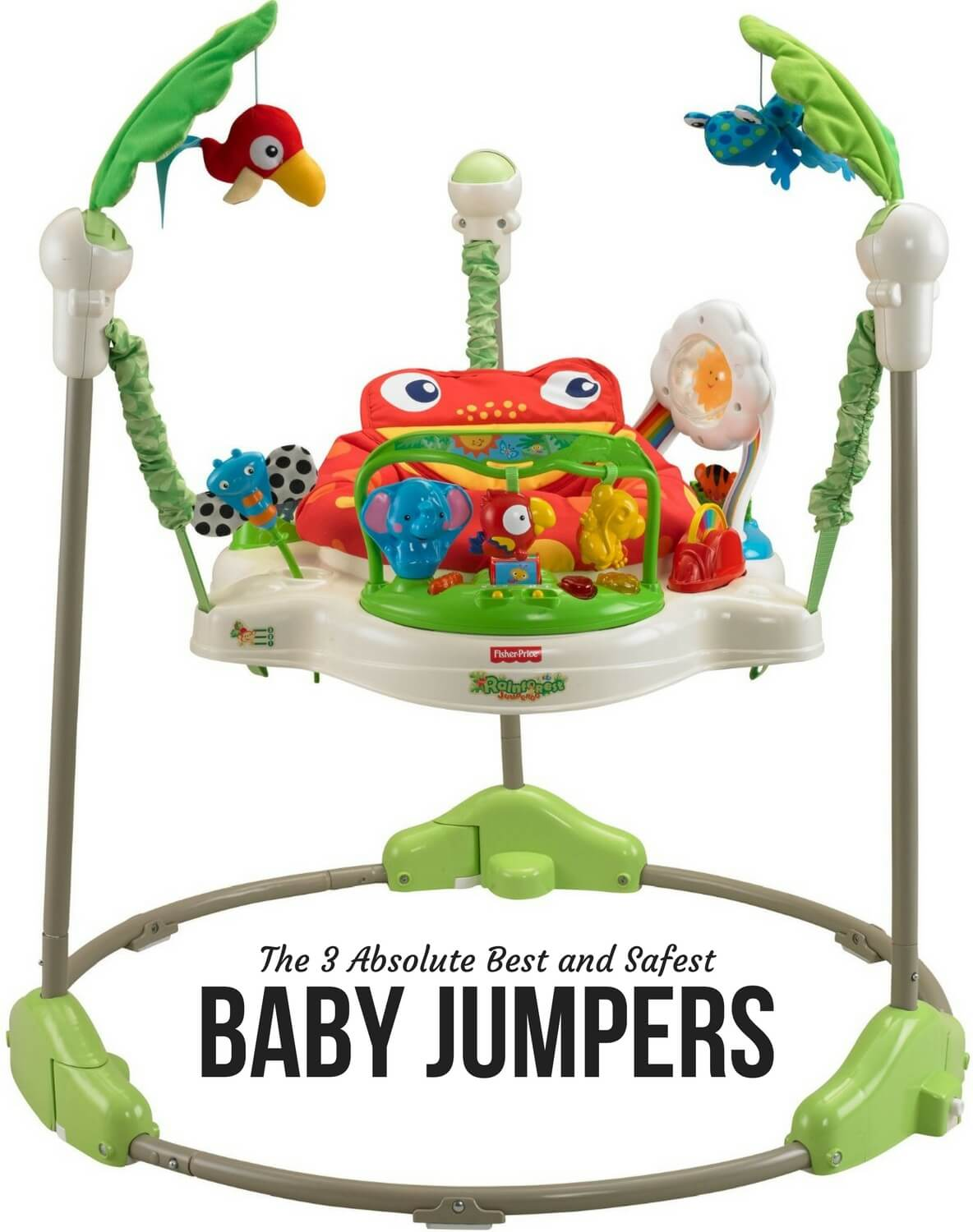The 3 Absolute Best And Safest Baby Jumpers Babycare Mag
