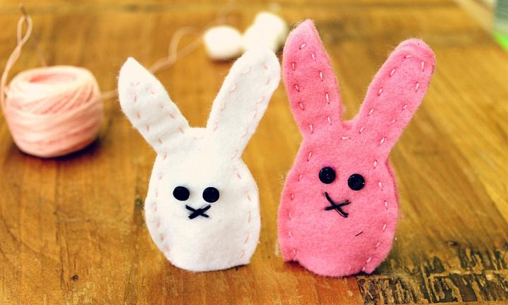 Baby Easter craft ideas