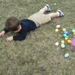 Baby's first Easter activities