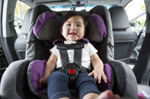 baby car seats, car seat safety baby smiling