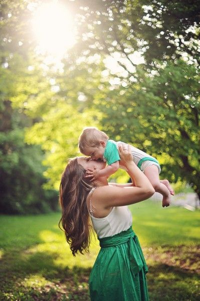 baby picture ideas for Mother's Day