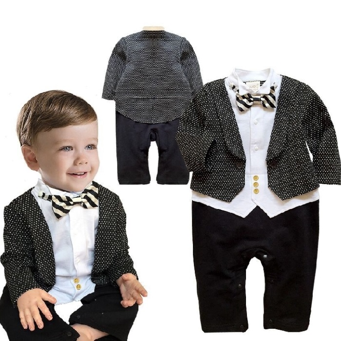 Baby Friendly Suit For Boy To Wear The Wedding