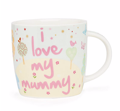 first mothers day ideas from baby