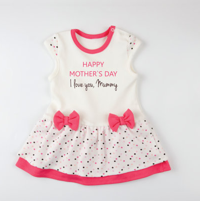 baby girl mother's day dress outfit