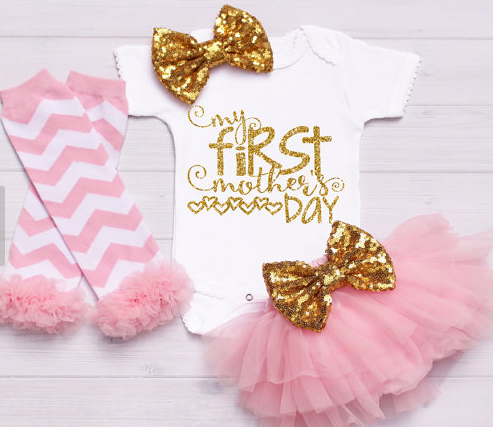 mothers day outfits for baby