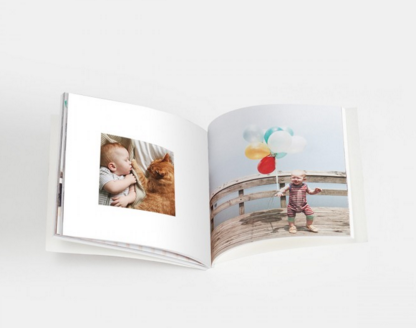 first Mother's Day ideas from baby photo book