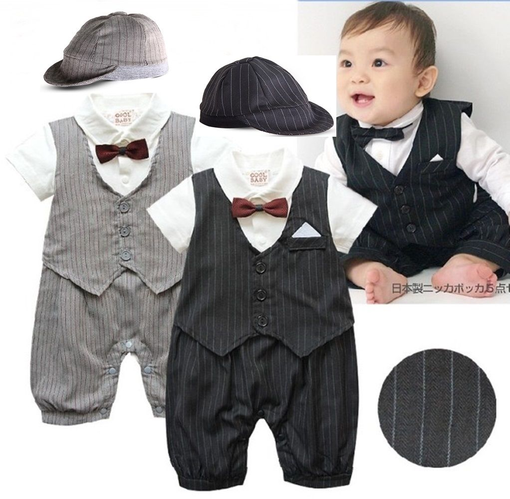 two piece baby boy suit for wedding