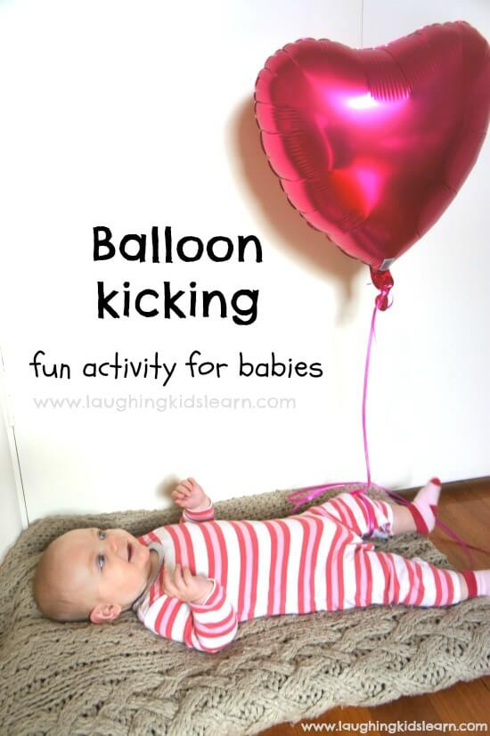 play activities for baby