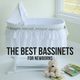THE BEST BASSINETS FOR NEWBORNS