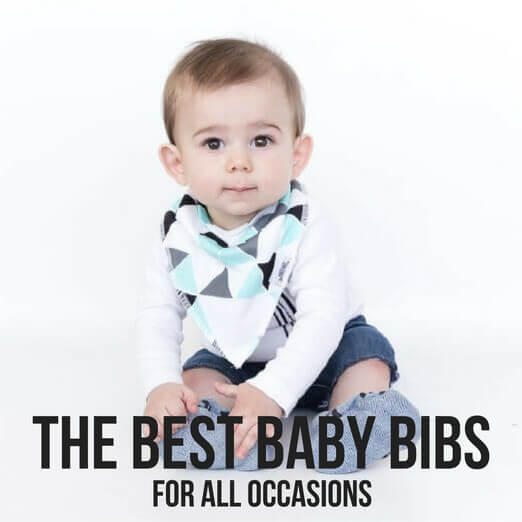 THE BEST BABY BIBS FOR ALL OCCASIONS