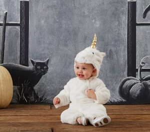 Baby Unicorn costume for halloween