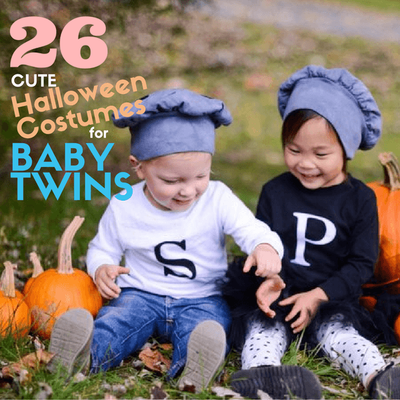 cute halloween costumes for baby twins