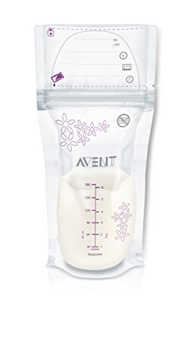 Avent Breast Milk Storage Bags