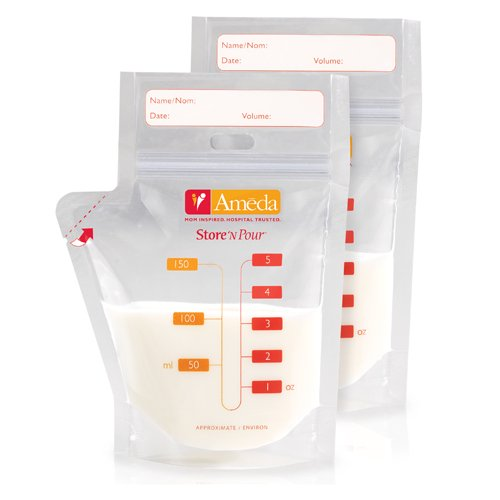 Ameda Breast Milk Storage Bags