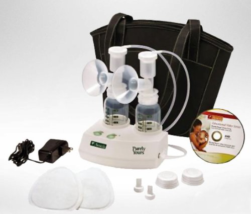 Ameda Purely Yours Express Double Electric Breast Pump, Model 3732146