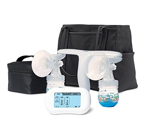 The First Years Breastflow Memory Pump Y4947