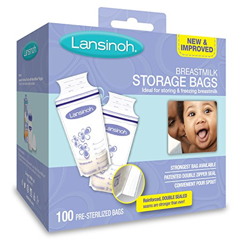 Lanolin/Lansinoh Breast Milk Storage Bags