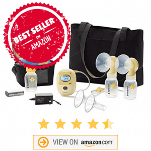 amazon top seller medela breast pump reviews