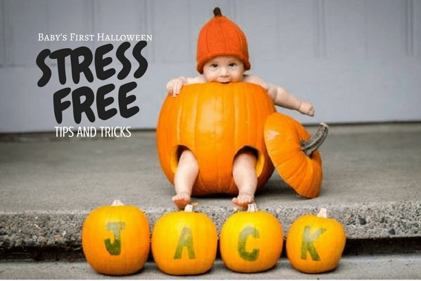 Baby's First Halloween: Stress Free Tips and Tricks - BabyCare Mag