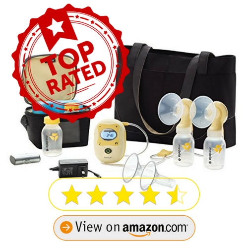 best dual breast pump on amazon
