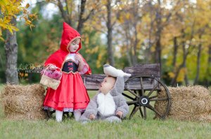 little red riding hood halloween costume ideas for family with baby