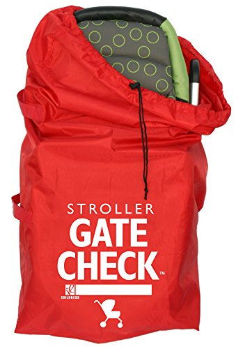 stroller gate check for traveling