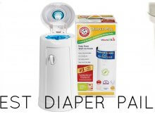 Reviews of the Top 5 Best Diaper Pails