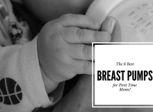 6 Best Breast Pumps for First Time Moms
