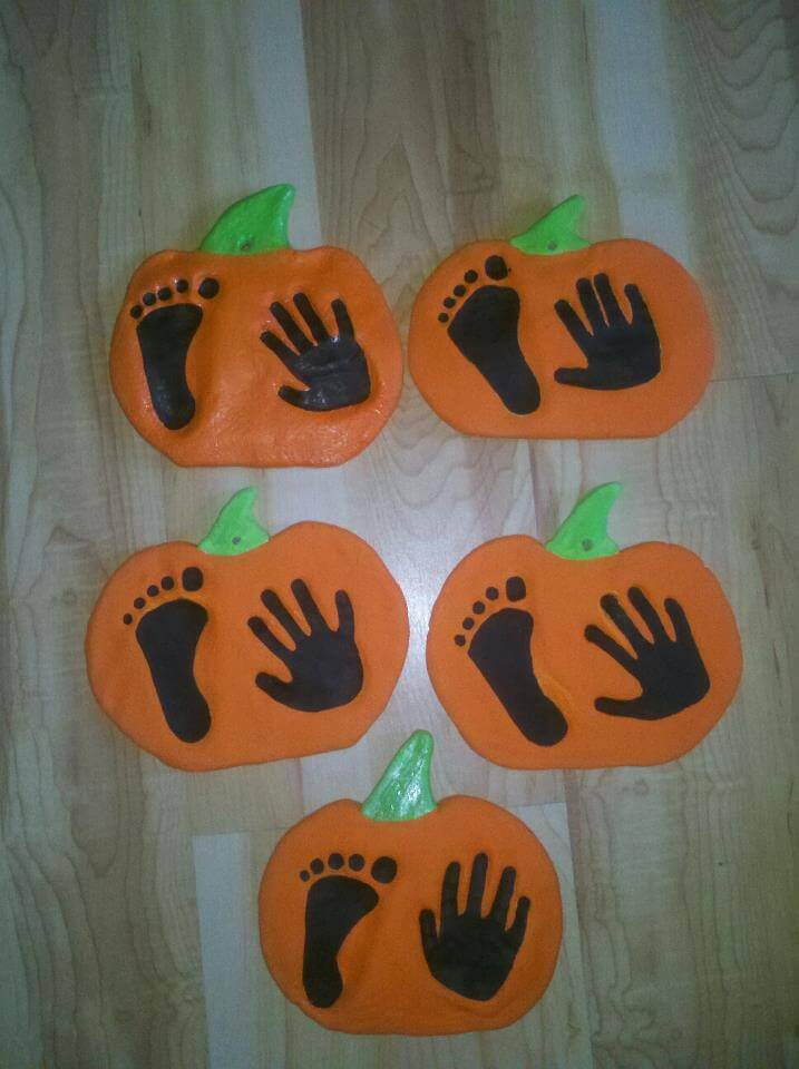 Halloween Crafts for Babies, Crafts, Holiday, Trick or Treat